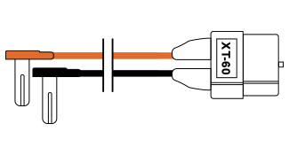 Battery Adapter Leads
