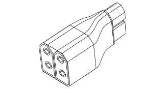 Parallel Power Connectors
