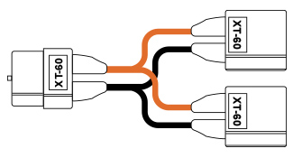 Parallel Power Leads