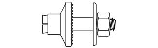 Prop Adapter - Collet Type