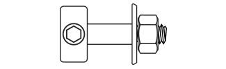 Prop Adapter - Screw Type