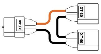 Serial Power Leads
