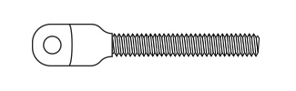 Threaded Coupler - Cable
